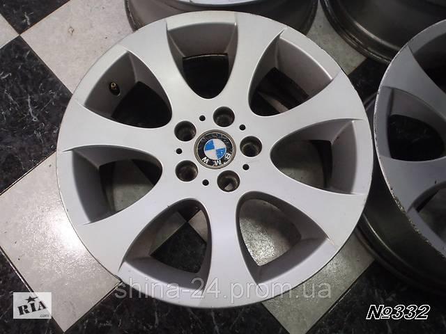 Оригинальные Разноширокие Диски BMW R18 5x120 8J,8,5Jx18EH2 ET34,37- объявление о продаже  в Кременчуці