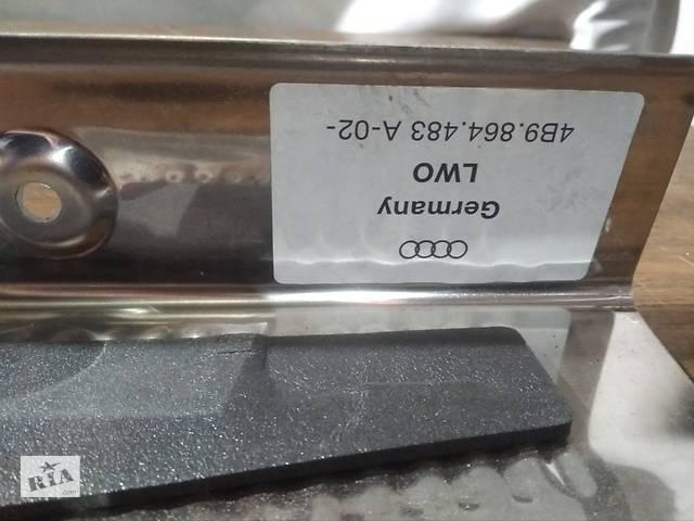 купить бу Отделка порога багажника Audi A6, в Херсоне