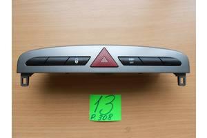 б/в Кнопки аварійки Peugeot 308