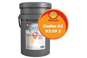 Пластичная смазка Shell Gadus S2 V220 2 18 кг