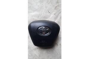 Подушка безопасности Air Bag водителя  Toyota Avensis T27 2009-2019