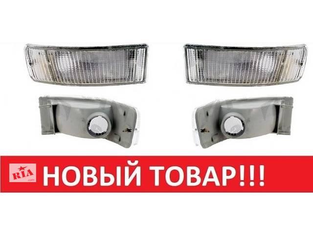 купить бу Поворот в бампер поворотник белые Audi 80/90 B3/B4 Ауди 80/90 Б3/Б4 в Виннице