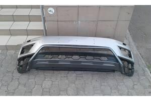 Продается бампер передний б/у для Volkswagen VW Tiguan Allspace USA 2016-2019