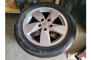 б/у диски с шинами Renault Megane III