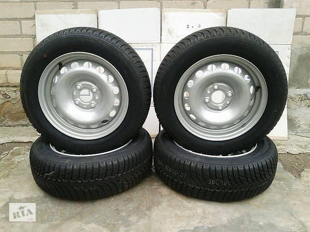 бу Продам нову зимову гуму MARSHAL I'ZEN MW15 175/65/14 на дисках Fiat 4*98 в Токмаку