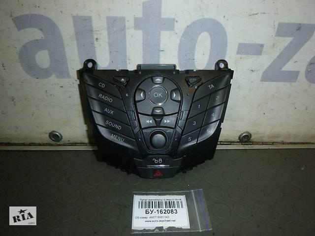 купить бу Пульт магнитолы Ford C-MAX 2 2010-2015 (Форд Ц Макс 2), БУ-162083 в Ровно