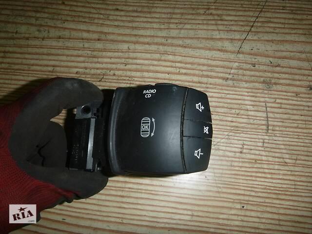 Пульт магнитолы Renault MASTER 3 2010- (Рено Мастер 3), БУ-128481- объявление о продаже  в Ровно
