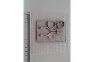 Р/к дверных ручек ВАЗ 2110 (2 пруж, 2 тяжки, 2 поводка)