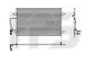 Радиаторы кондиционера Audi A8
