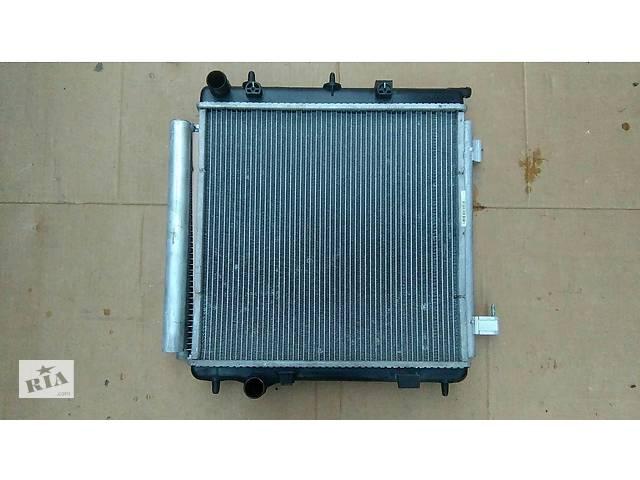 продам Радиатор кондиционера б/у Citroen C3 2012- бу в Киеве