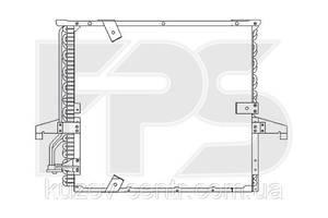 Радиатор кондиционера BMW 3 Series (Е36) 90-99 производитель NRF