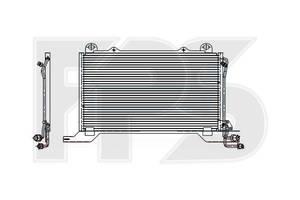 Радиаторы кондиционера Mercedes E-Class