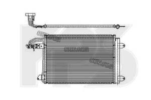 Радиатор кондиционера SEAT TOLEDO 05-09