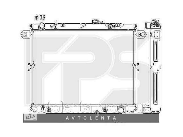 продам Радиатор охлаждения двигателя LEXUS LX 470 2001-2008 бу в Киеве