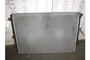 Радиатор основной  (2,0 TDI 16V) Volkswagen PASSAT B6 2005-2010 (Фольксваген Пассат Б6), БУ-167698