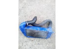 Радиатор воздуха (интеркулер) на volkswagen t4.