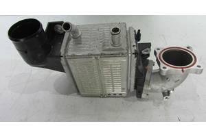 Радиатор интеркулера б/у для Lexus NX 2014-