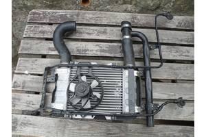 Радиаторы интеркуллера Mitsubishi Pajero Sport