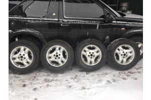 б/у диски с шинами Land Rover Freelander