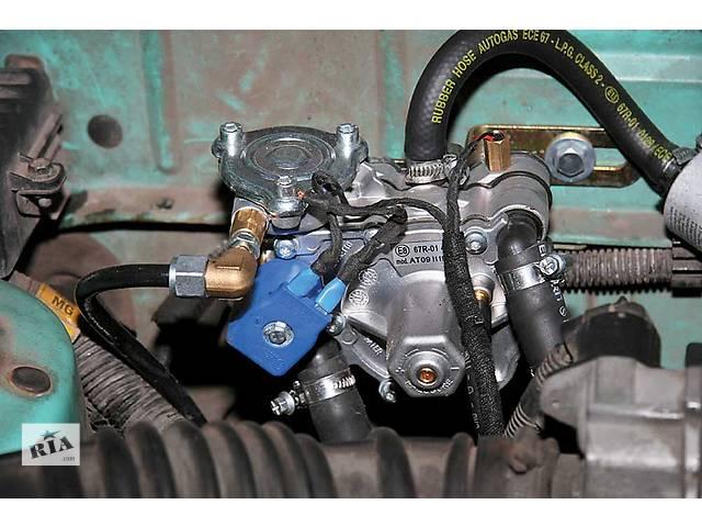 купить бу редуктор ГБО пропан 4 поколение Tomasetto (Италия) в Ровно