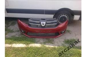 б/у Бамперы передние Renault Logan