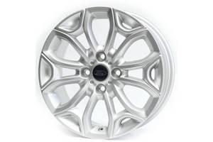 Replica Ford (R376) R16 W6 PCD4x108 ET35 DIA63.4 Silver