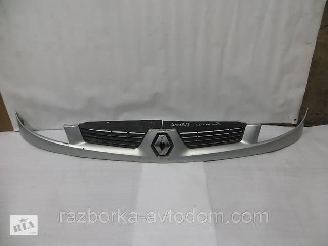 бу Решетка радиатора Renault Kangoo (03-08) OE:8200150629 в Кременчуге