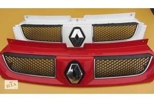 б/в грати радіатора Renault Trafic
