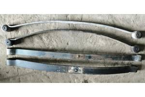 Рессора 6см, 7.5см, ресора коренная, подкоренная для Форд Транзит Ford Transit 2,2/2,4 2006-2014