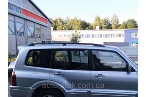 Рейлинги крыши Mitsubishi Pajero Wagon