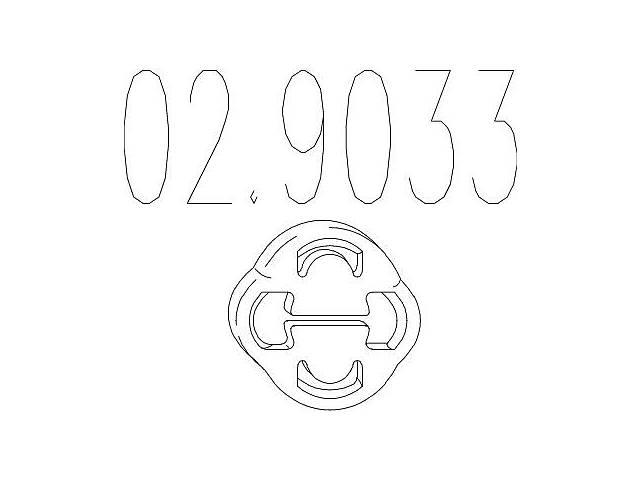 бу Резиновый элемент крепления VW POLO (86) / VW DERBY (86) / AUDI 80 1972-2012 г. в Одессе