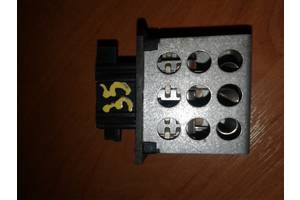 Резисторы печки Citroen Xsara Picasso
