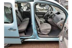 Салон пассажира в сборе Рено Кенго ИИ new Renault Kangoo 2008-2013 г. в.