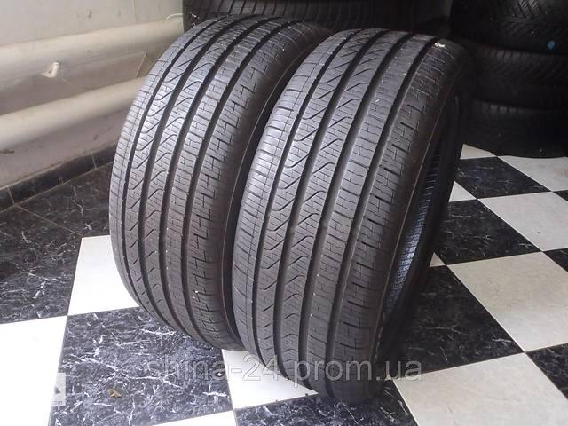 Шины бу 225/45/R17 Pirelli Cinturato P7  All Season Лето 7,69мм 2016г- объявление о продаже  в Кременчуге