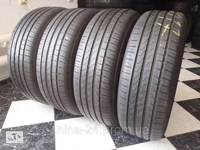 купить бу Шины бу 225/60/R17 Pirelli Cinturato P7 Ran on Flat Лето 6,9мм 2015г Резина бу 205/215/225/235/245/45/50/55 в Кременчуге