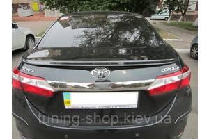 Багажники Toyota Corolla