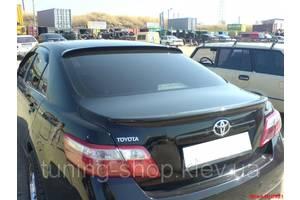 Спойлеры Toyota Camry
