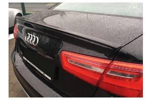 Новые Спойлеры Audi A6