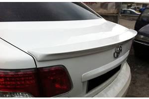 Новые Спойлеры Toyota Avensis