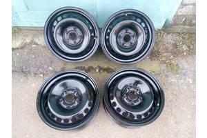 """Ст.диски""""KFZ""""(Germany) на VW Caddy, R15, 6j""""15, 5""""112,ET45,D=57,,1 в идеале !!!"""