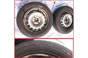 б/у диски с шинами Renault Kangoo