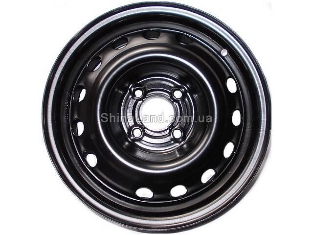 бу Стальные диски Steel Opel / Chevrolet / Daewoo 5,5x14 4x100 ET49 dia56,6 (B) в Києві