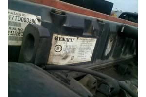 б/у Стартеры/бендиксы/щетки Renault Magnum