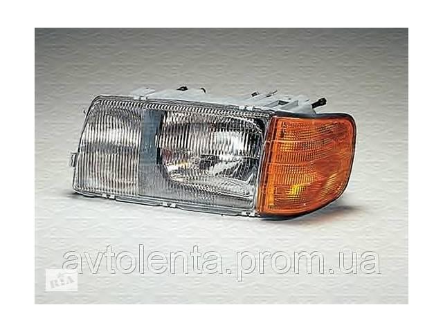 купить бу Стекло фары, {Прав.} {W126} для Mercedes W126 S-Class 10.79-6.91 в Киеве