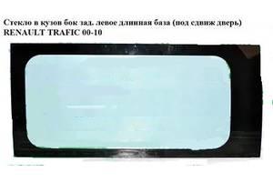 Стекла в кузов Renault Trafic