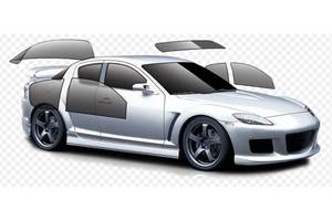 Новые Стекла в кузов Chevrolet Tacuma