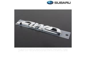 Новые Эмблемы Subaru Forester