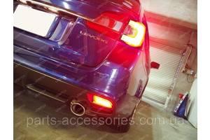 Новые Бамперы задние Subaru Impreza
