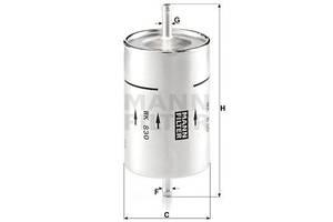 Топливный фильтр GAZ / NISSAN / ALFA ROMEO / CITROEN / LANCIA / ALPINA / LAND ROVER / VW / TVR