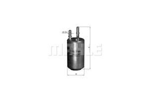 Топливный фильтр VOLVO S60 II  2015-  \  VOLVO S80 II